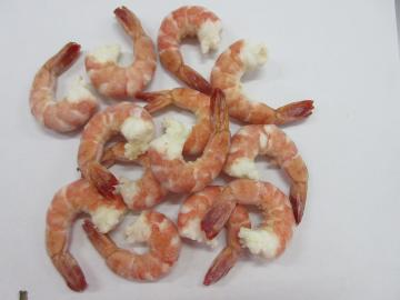 Cooked PTO Black Tiger shrimp